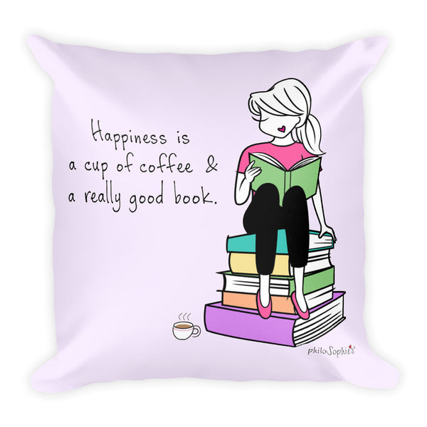 Square Pillow - philoSophie's®