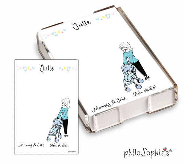We're Strollin'  Quick Notes - philoSophie's®