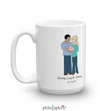 Mommy & Daddy Mugs