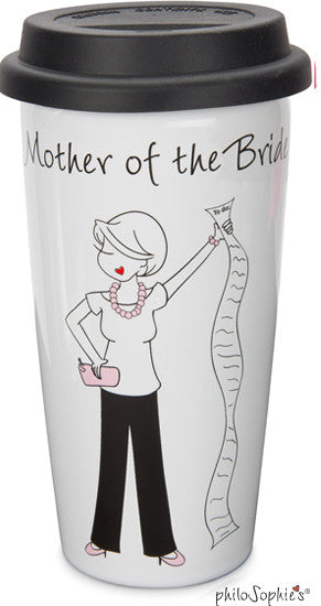 Mother of the Bride Travel Mug - philoSophie's®