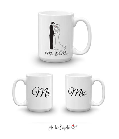 Mr. & Mrs. Mugs - philoSophie's®