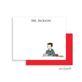Personalized Teacher  Notes Mr. - philoSophie's®