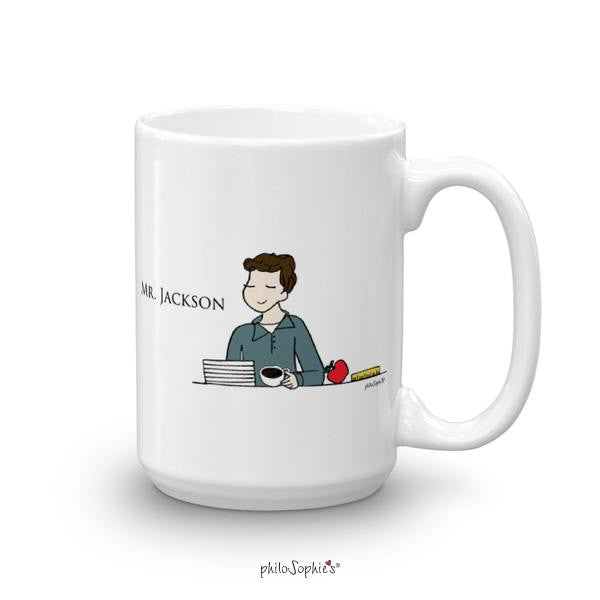 Teacher Mug- Mr. - philoSophie's®
