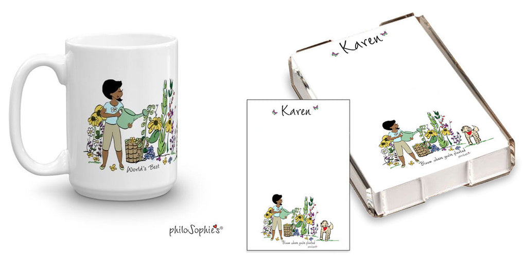 Bloom! Garden (pet optional) Gift Set - philoSophie's®
