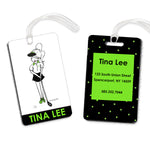 Golf Luggage Tags - philoSophie's®