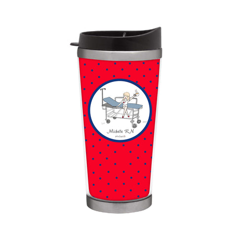 Nurse Coffee Tumbler - philoSophie's®