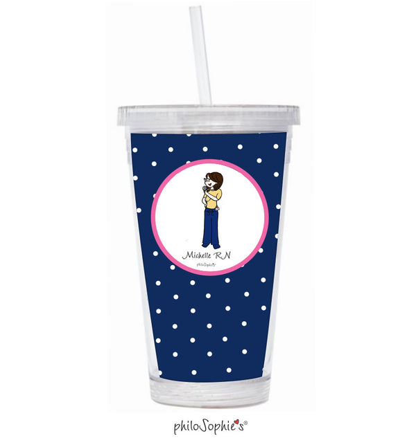 Nurse Water Tumbler - philoSophie's®