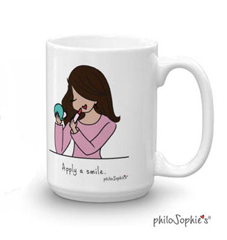 Apply a Smile! Personalized - philoSophie's®