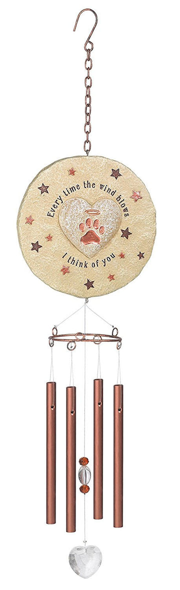 Pet Memorial Wind Chime