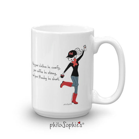 Polka Dot Monday - Mug - philoSophie's®