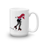 Power Through Personalized Mug - philoSophie's®