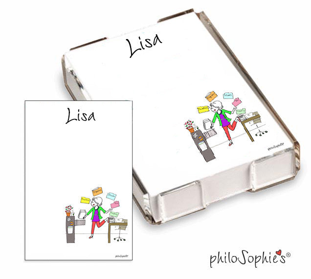 Administrative Professional Quick Note - philoSophie's®