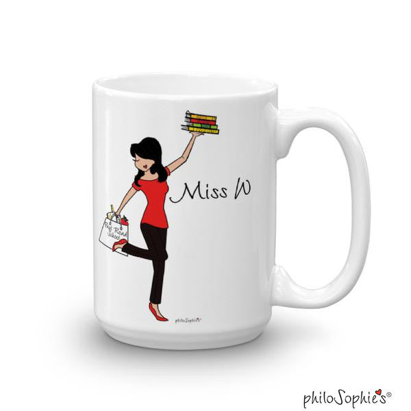 Personalized Teacher Mug - philoSophie's®