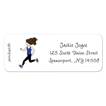 Runner - Return Address Labels