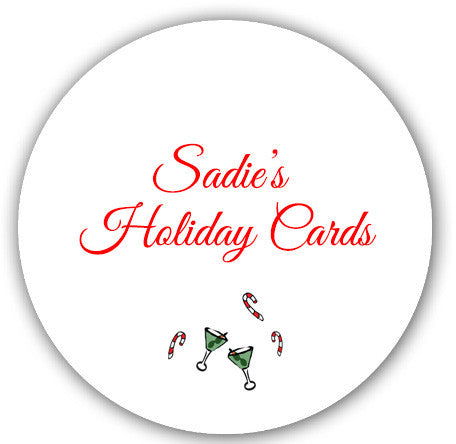 sadie custom Christmas cards - philoSophie's®