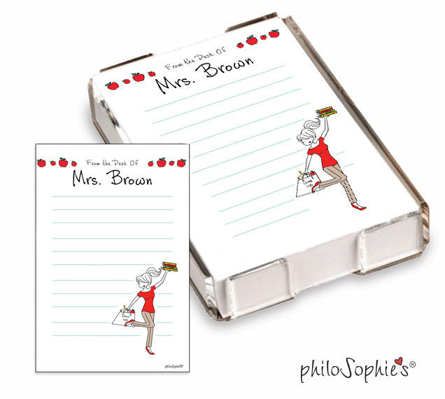 Balanced Teacher Quick Note - philoSophie's®