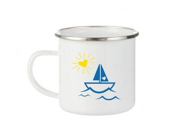philoSophie's This Girl Loves Lake Life - Camp Cup