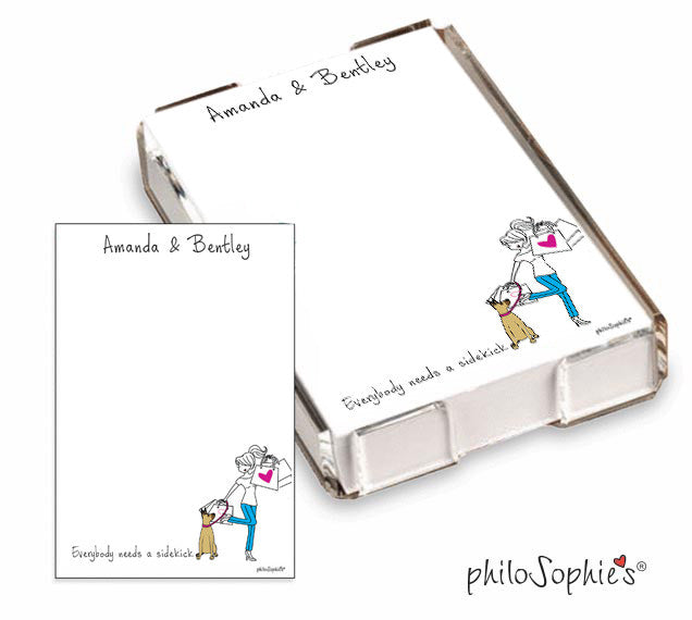 Shopping Everybody needs a sidekick Quick Notes - philoSophie's®