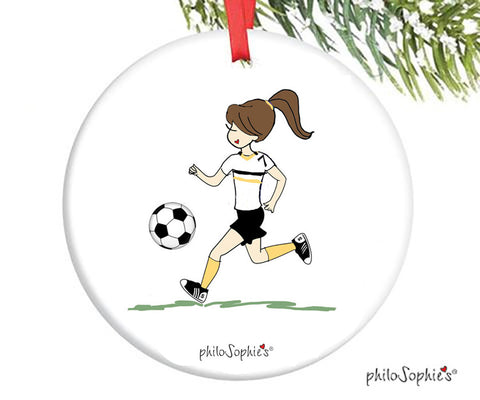 Soccer Ornament - personalized philoSophie's - philoSophie's®