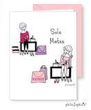 Sole Mates Greeting Card - philoSophie's®