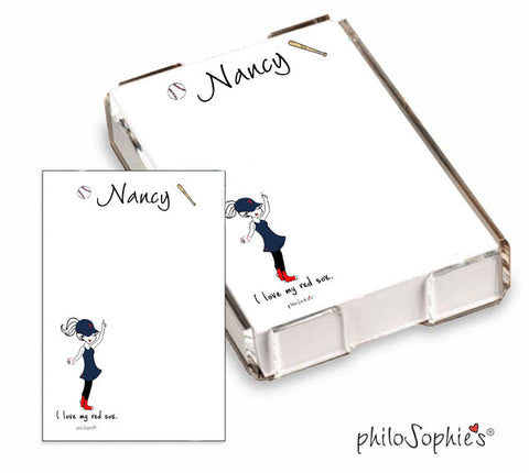 Love my red sox quick notes - philoSophie's®