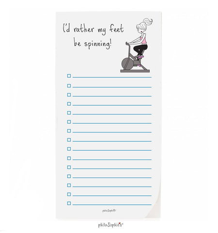 philoSophie❤️s® Spinning Notepad