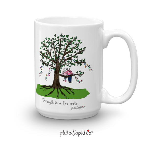 Strength Couple Mug - philoSophie's®