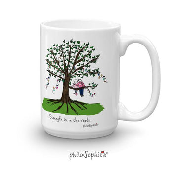 Strength Couple Mug