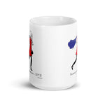 Exercise Your Superpower - VOTE  Ceramic Mug