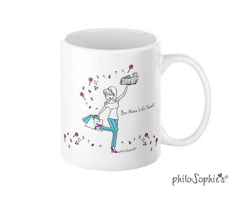 You Make Life Sweet! - philoSophie's®
