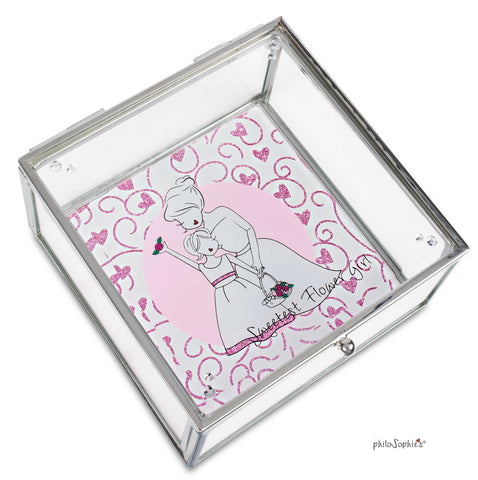 Flower Girl Trinket Box - philoSophie's®
