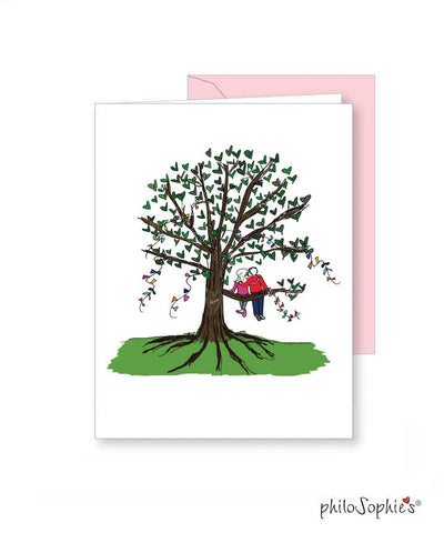 Take Care of Each Other  Greeting Card