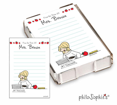Teacher Quick Notes - philoSophie's®