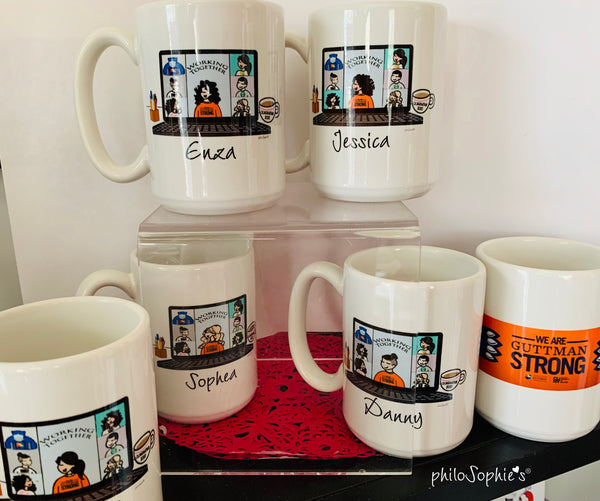 Zoom Meeting - One-of-a-Kind philoSophie's Mugs for Coworkers, Family, and Teammates