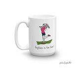 Anytime is tee time! - Mug - philoSophie's®
