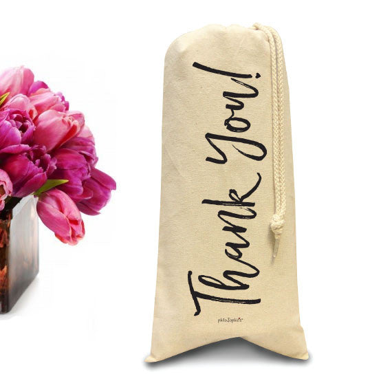 Thank You Tote/Wine & Spirits Tote - philoSophie's®