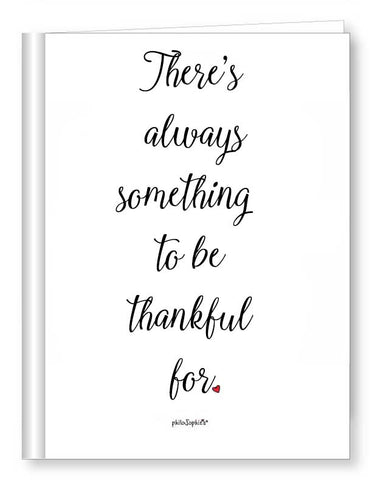 Thankful Journal (non personalized) - philoSophie's®