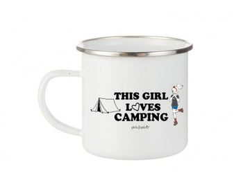 This Girl Loves Camping - Camp Cup