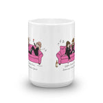 Sisters & Friends Throughout The Years Personalized Mug