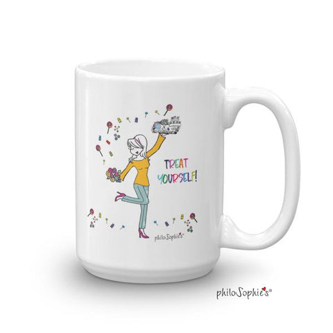 Treat Yourself! Mug - philoSophie's®