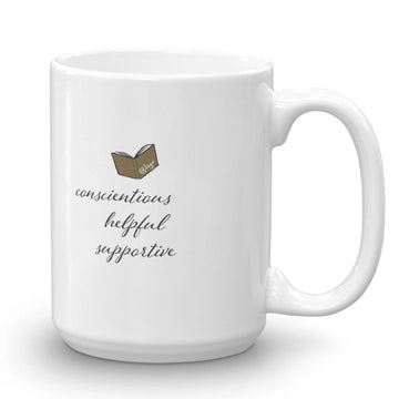 Zodiac: Virgo philoSophie's 15 ounce Ceramic Mug