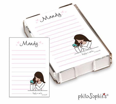 Apply a Smile Quick Notes - philoSophie's®