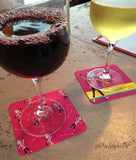 Wine Coaster Sets