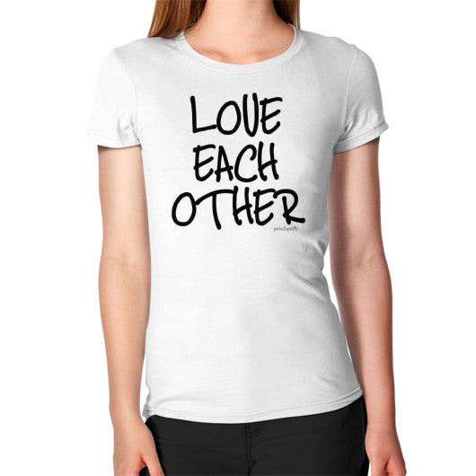 Women's T-Shirt White - philoSophie's®