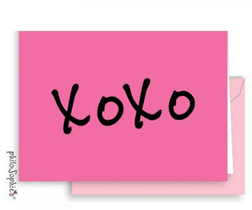 XOXO - Small Valentine Love Notes