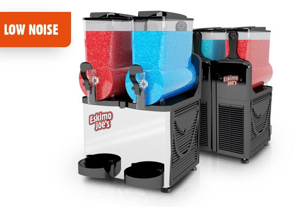 Eskimo Joe's Twin Bowl Slush Machine - Black - Eskimo Joe's Australia - 3