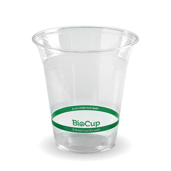 375ml Clear BioCup Slush Cups - 1000 Box