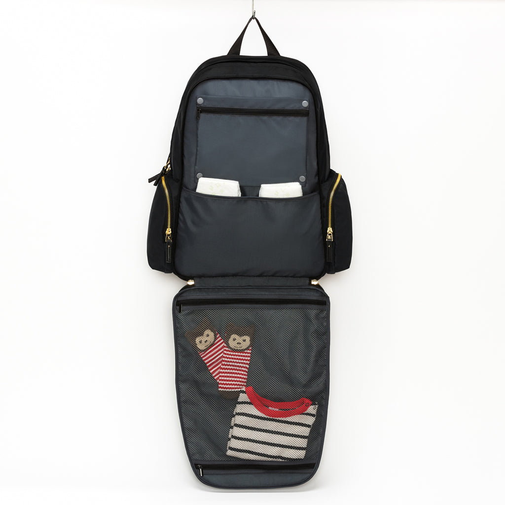Diaper Backpack (Black)