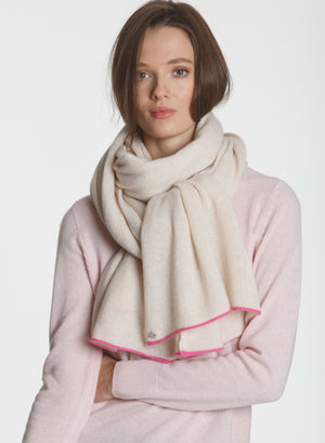 Luxe-100 Jet Wrap - Sand/pink