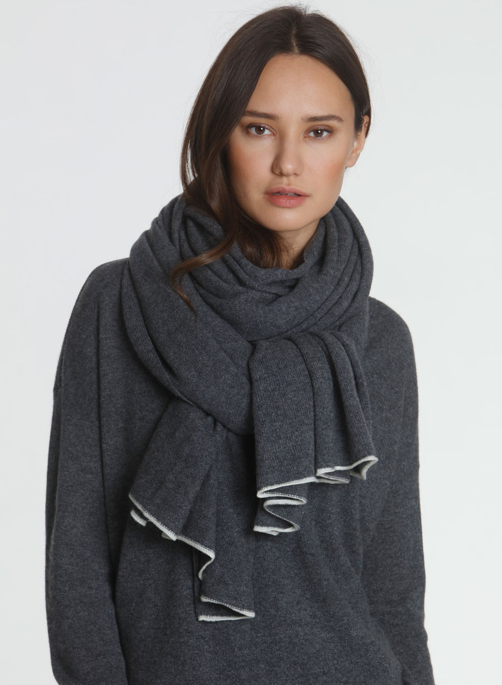Luxe-100 Jet Wrap - Charcoal
